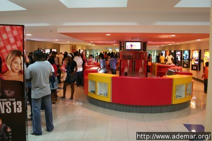 Cinema - Belas Shopping