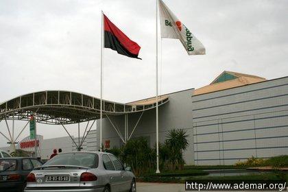 Fachada Belas Shopping - Luanda