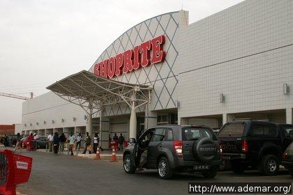 Fachada Supermercado Shoprite