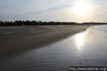 Praia em São Miguel do Gostoso