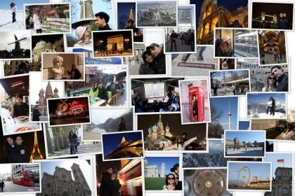 Viagem à Europa 2011