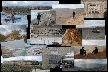 Fotos viagem Israel