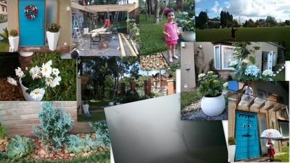 Mosaico de fotos: vida em Canela - 2014