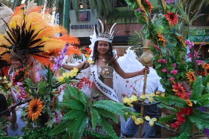 Mini Princesita - Carnaval em Porlamar