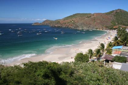 Praia cujo nome não lembro