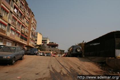 Passeando por Luanda