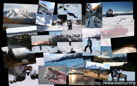 Algumas fotos da viagem